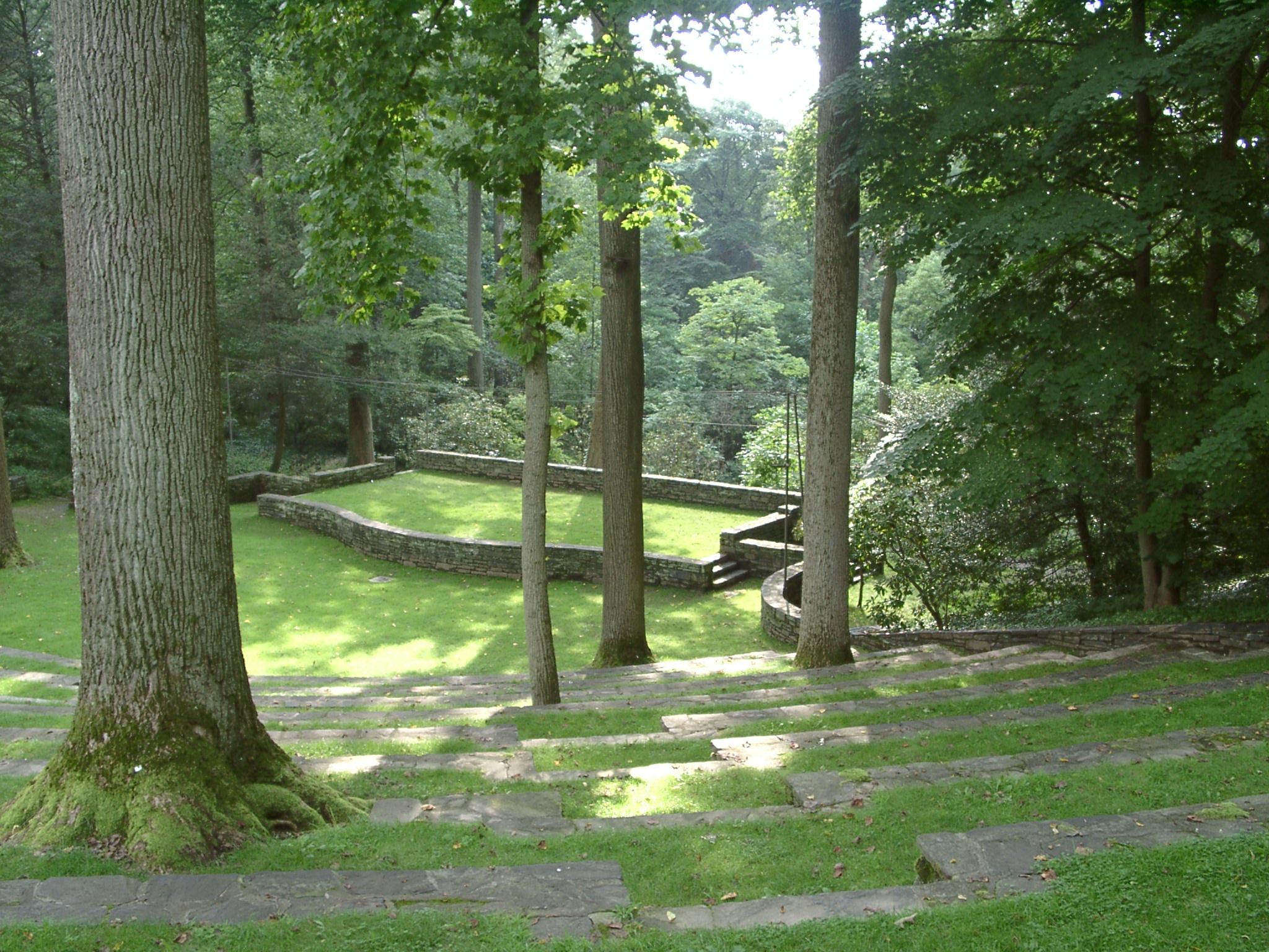 Scott Outdoor Amphitheater Arslocii Placeness As Art