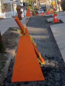 cone line