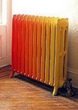 hot radiator