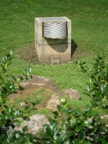 drain house